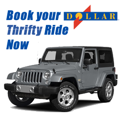book your Thrifty ride now from Thrifty Car Rentals St. Thomas USVI