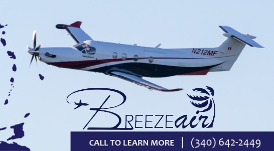 Breeze air charters - Caribbean private airline